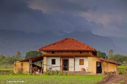beautiful cottage house